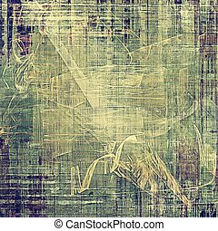 Cute colorful grunge texture or tinted vintage background. With different color patterns: yellow (beige); brown; green; gray; purple (violet)