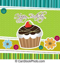 cute cup cake
