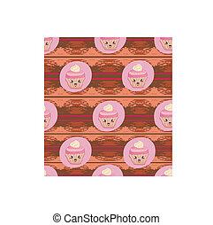 Cute Cupcakes pattern
