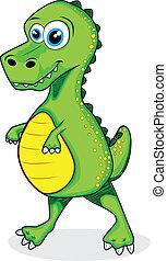 cute dinosaur t-rex