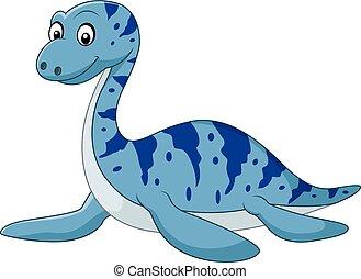 cute, dinossauro