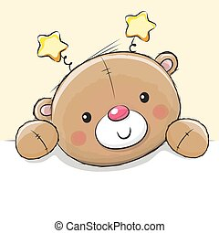 Cute Drawing Teddy bear