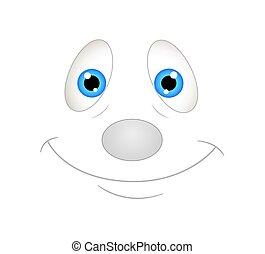 Cute Happy Face