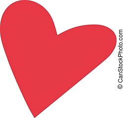 cute heart clipart vector graphics 95 297 cute heart eps clip art rh canstockphoto ca Cute Heart Designs free cute heart clipart
