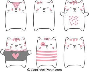 cute, katte