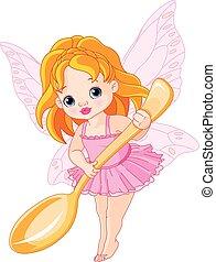 Cute little fairy