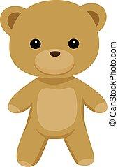 Cute Little Teddy Bear