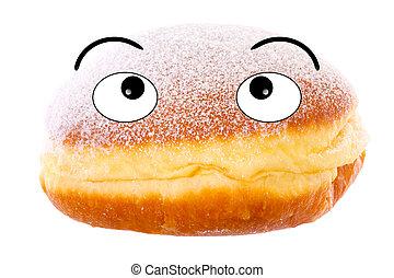 Cute looking Doughnut