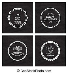 Cute Love Labels