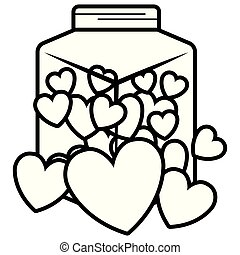 cute mason jar icon