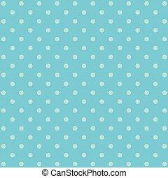 blue polka dot background pattern