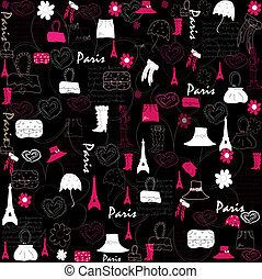 cute pattern. vector illustration