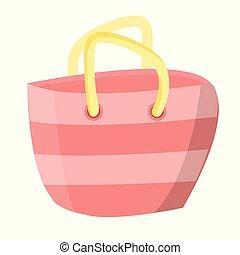 female woman bag