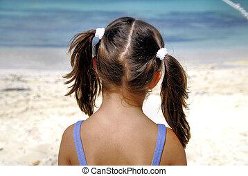cute ponytails