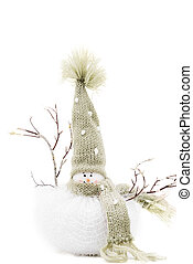 Cute Snowman Home Decor