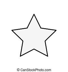 cute star style pop art