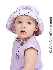 cute toddler girl