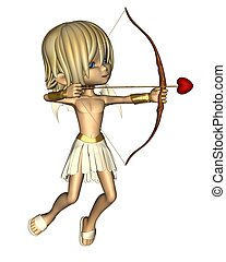 Cute Toon Cupid