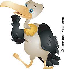 Cute Vulture