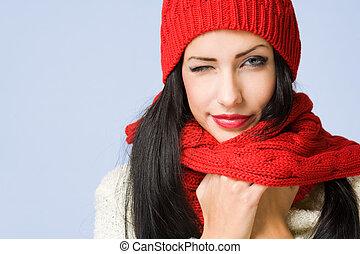 cutie., moda, inverno