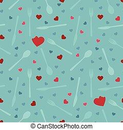 Valentines vector background