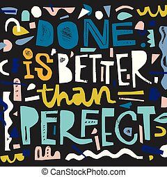 Cutout Paper Quote