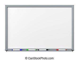 cutout, whiteboard