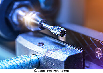 Cutting amd milling machine or lathe