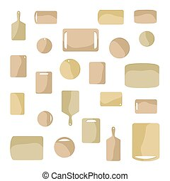 Cutting boards set