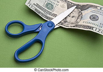 Cutting Costs - Cutting costs through buying less office...