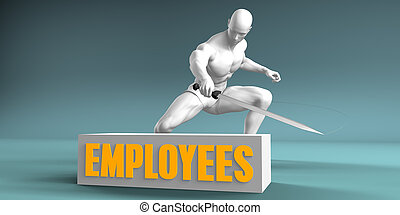 Cutting Employees