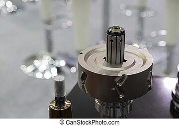 Cutting tool for machining process ; CNC machine