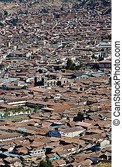 Cuzco - Centre of Inca culture - Cuzco