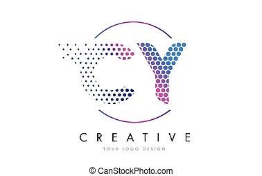 Cy C Y Hand Writing Letter Company Logo Icon Design Cy C Y Hand