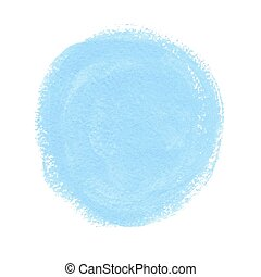 cyan, acryl, vector, cirkel, verf