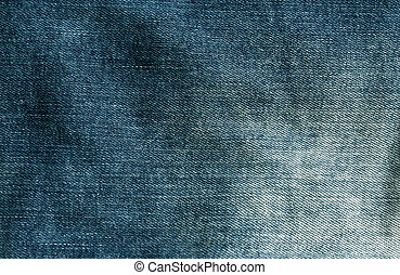 cyan, jeans, texture., tuch