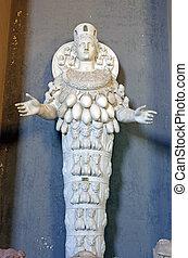 Cybele, diosa, fertilidad,  -, estatua