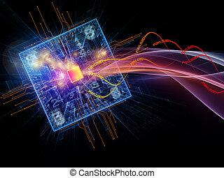 cyber , επίθεση