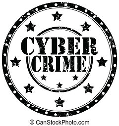 Cyber Crime-stamp