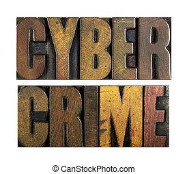 cyber, forbrydelse