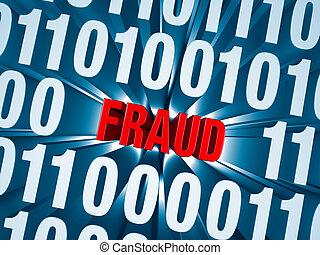 Cyber Fraud Hidden in Computer Code