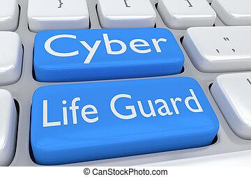 Cyber Life Guard concept