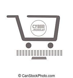 cyber, lundi