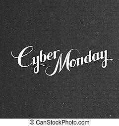 cyber, lunedì, labe, vendita