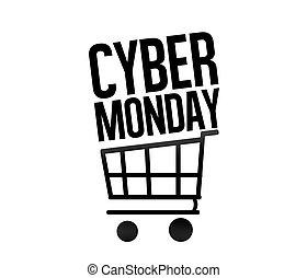 cyber, pondělí
