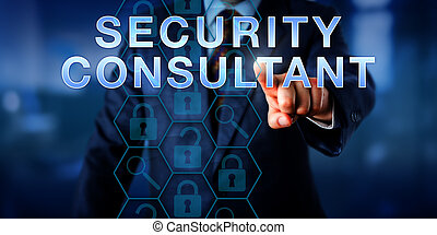 Cyber Professional Pushing SECURITY CONSULTANT - Cyber...