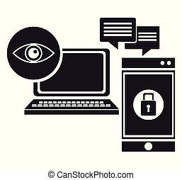 cyber security technology data communication surveillance