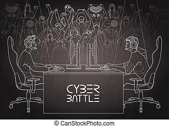 Cyber sport design