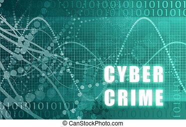 cyber, zločin