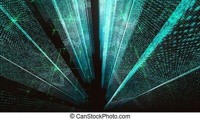 cyberespace, résumé, arrière-plans